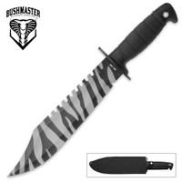 Bushmaster Barbarian Urban Camo Combat Knife