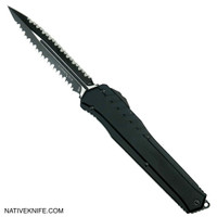 MICROTECH TACTICAL CYPHER MK7 D/E OTF AUTO KNIFE 242M-D3T