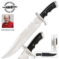 Hibben Magnum Bowie Knife GH5050