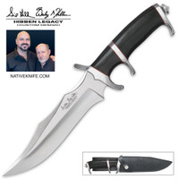 Gil Hibben Legacy III Fighter Knife With Sheath GH5049