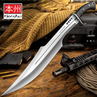 Honshu Spartan Sword And Sheath UC3345