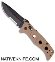 Benchmade Adamas Automatic Knife 2750SBKSN