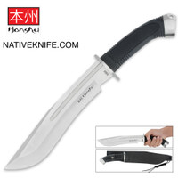 United Cutlery Honshu Boshin Bowie With Sheath UC2935