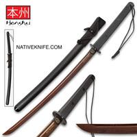 Honshu Evenfall Handmade Wakizashi Samurai Sword UC3079