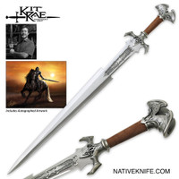 Amonthul, Sword of Avonthia - Autographed Edition KR0069A