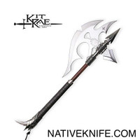 Kit Rae Black Legion War Axe - Special Edition KR0037S