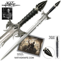 Kit Rae Sedethul Sword KR0051