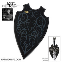 Kit Rae Universal Sword Plaque KR0062