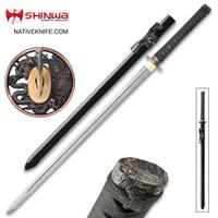 Shinwa Dragon Lord Handmade Katana Samurai Sword KZ500DZ