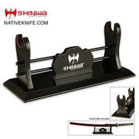 Shinwa Single Sword Stand KZ003STD