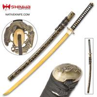 Shinwa Firefly Handmade Katana Samurai Sword KZ1002