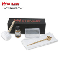Shinwa Sword Cleaning Kit KZ001KT