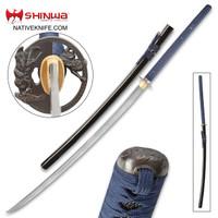 Shinwa Colossus Handmade Odachi Giant Samurai Sword KZ095DZ