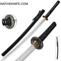 Shinwa Warrior Creed Black Katana KZ405ACZ