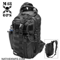 M48 OPS Triggerman Sling Bag MG081