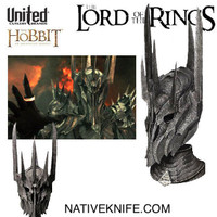 The Lord of the Rings  Helm of Sauron Lord of the Rings UC2941
