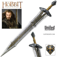 The Hobbit Regal Sword of Thorin Oakenshield UC3106