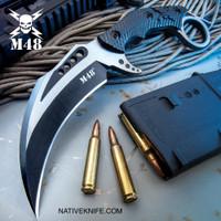 M48 Liberator Falcon Karambit Knife And Sheath UC3334