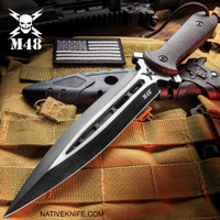M48 Talon Dagger With Sheath UC3336