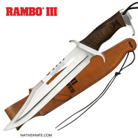 Rambo III Fixed Blade Knife MCRB3