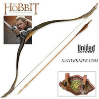 The Hobbit Short Bow of Legolas Greenleaf UC3070