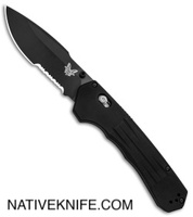 Benchmade Vallation AXIS-Assist Knife 407SBK