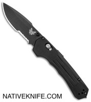 Benchmade Mini Vallation AXIS-Assist Knife 427SBK