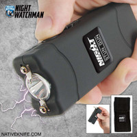 Night Watchman 5 Million-Volt Stun Gun / LED Flashlight