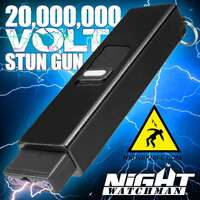 Night Watchman Mini Stun Gun - Attaches To Keys