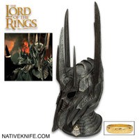The Lord of the Rings Helm of Sauron One Ring Limited Edition UC2941ORE