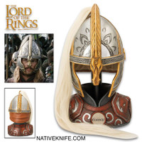 Lord of Rings Helm of Eomer With Display Stand UC3460