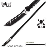 United Cutlery M48 Sabotage Tactical Survival Spear UC3115