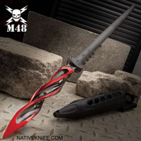 M48 Cardinal Sin Cyclone Spear With Vortec Sheath UC3388