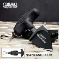 Combat Commander Mini Black Push Dagger UC3171B