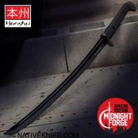 Honshu Boshin Midnight Forge Wakizashi UC3125B