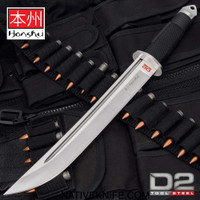 United Cutlery Honshu D2 Tanto Knife With Sheath UC2629D2