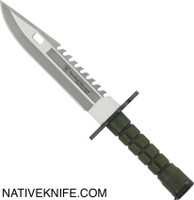 Smith & Wesson Special Forces M9 Tactical Bayonet SW3G