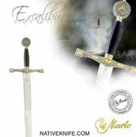 Excalibur the sword of King Author Marto of Toledo Spain Officially Licensed