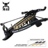 M48 Kommando® 80-lb Crossbow