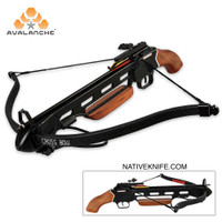 Avalanche 150-lb. Wood Crossbow