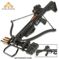 Avalanche HellHound Recurve Crossbow