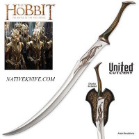 The Hobbit Mirkwood Infantry Sword UC3100