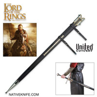The Lord of the Rings Anduril Sword Scabbard UC1396