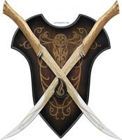 The Hobbit: Fighting Knives of Legolas Greenleaf UC3001