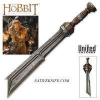 Officially Licensed The Hobbit Sword of Fili UC2953