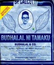BUDHALAL tobacco export quality 25x5gms