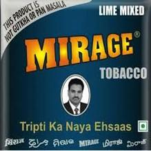 Mirage Khaini30x20gms, Miraj, Chuna, moist, fresh.