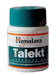 Himalaya Herbal Healthcare TALEKT BACTERIAL PARASITIC SKIN INFECTIONS USA