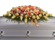 Warmest Remembrance Closed Casket Spray