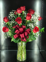 Red Rose Classic Dozen